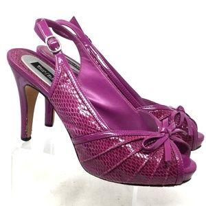 White House Black Market Women Heels Size 8.5